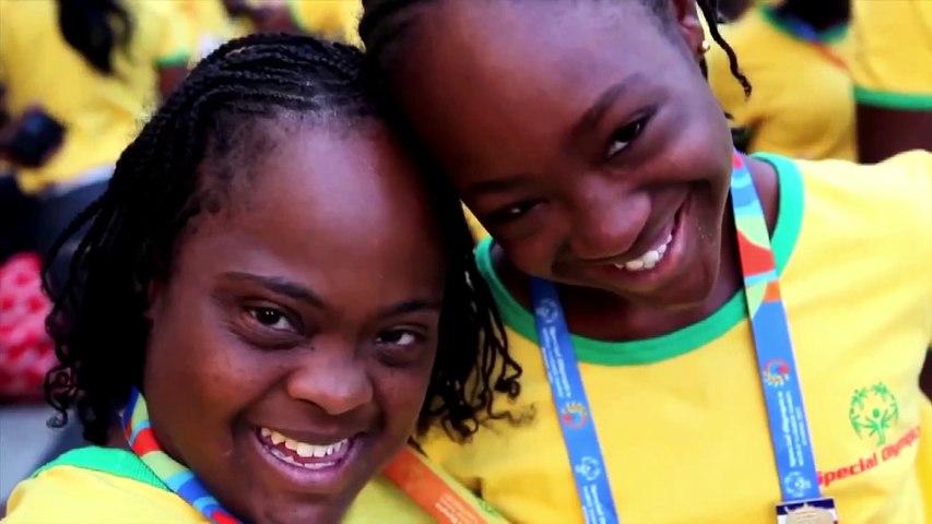 Special Olympics Emilia Romagna Team 2015