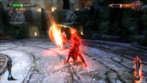 Castlevania: Lords of Shadow -  Boss: Cornell, Lycan Lord of Shadow. PS3 Gameplay