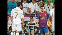 Lionel Messi Cara a Cara con Cristiano Ronaldo 2015_2016 Match