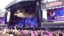 Avenged Sevenfold - Afterlife (Live) @ Pinkpop 2011