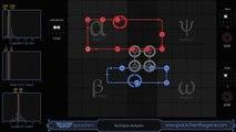 SpaceChem: Sernimir IV - Multiple Outputs Solution