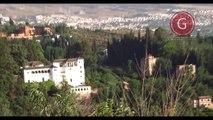 GRANADA | ALBAICÍN | La Alhambra, Ciudad y Vega desde la Ermita de San Miguel Alto. 2/6