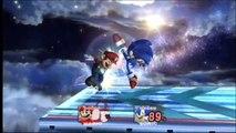 Sonic vs Mario Round 2