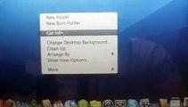 FIXED: iMac Gradient Display Problem