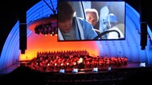 Finale (Last reel) from E.T. The Extra-Terrestrial,  John Williams at the Hollywood Bowl, 9/1/12, HD