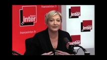 Marine Le Pen combat le racisme et explose Pascale Clark sur France Inter