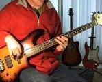 Peter Gabriel - Sledgehammer - Bass Cover