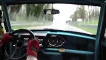 Austin Mini Cooper S 1300 Monza circuit Campionato italiano Autostoriche