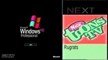 Windows XP On Nicktoons TV UK Effects 1