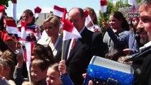 """Charlène de Monaco admirative du Prince Albert : """"Il est très tendre avec nos enfants"""""""