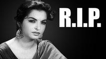 Yesteryear Actress Sheila Ramani Passes Away!