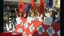 Australia: Pro-China rally in Sydney,April 13