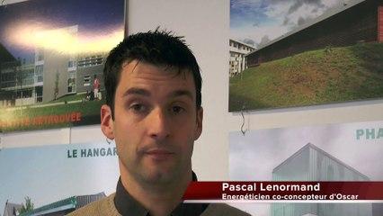 OSCAR : logiciel d'aide à la conception thermique pour les architectes