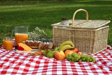 5 trucos geniales para organizar un picnic perfecto con vuestra familia o amigos en un dia caluroso
