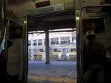 【もっとドア故障・・②】東海道線E231系 ドア閉め!川崎駅にて・・※再開閉あり