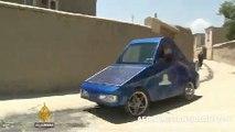 On Al Jazeera: Afghanistan rolls out its first solar-powered car