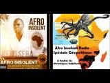 """Kemi Seba : """"Plan Yinon, l'Afrique, ses nouvelles guerres et le Nouvel Ordre Mondial"""""""