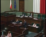 Poseł Tadeusz Tomaszewski - Wystąpienie z dnia 08 lipca 2015 roku.