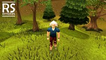 RuneScape - Rofl Emote