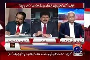 Capital Talk 14th July 2015 Altaf Hussain Should Stop Speeches Against Pakistan Army & Rangers