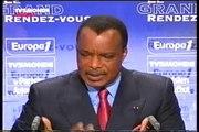 """SASSOU NGUESSO disait aux Ivoiriens: """"NE FAITES PAS CE QUE JE FAIS DANS MON PAYS (Congo-brazzaville)"""