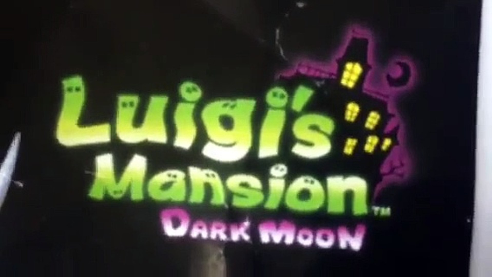 Luigis Mansion Dark Moon Luigi S Voices