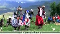 Traditional Zulu Dancing, Mweni Village, South Africa