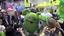 Fun at Comic Con 2012 & Copic Winners!