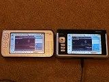 VNC on Maemo: Nokia 770 server - Nokia N800 client