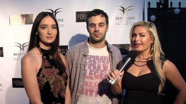 Jared Cohn , Sara Malakul Lane , Pernicious Movie