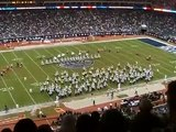 WMU Marching Band - 2008 Texas Bowl