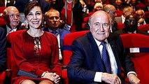 "Paulician (handler) Linda Hagop Gabrielian and Gladio Colonel Josef ""Sepp"" Blatter at FIFA congress"