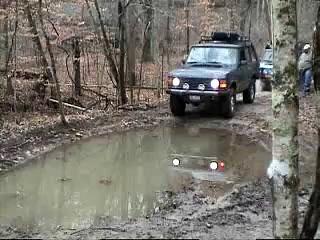 Range Rover Land Rover MVLRS Mud