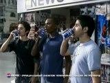 Реклама (НТВ+Наш Футбол, ноябрь 2007) Росгосстрах, ТК Наш Футбол, Пепси, Миуччи, Ять