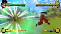 Dragonball Z Burst Limit: Yamcha Vs Saibaman Gameplay HD