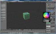 #7 - Tutoriel Blender 3D Français :  Les Bases Des Matériaux