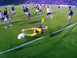 Gol do Corinthians contra o Vasco pela Libertadores narrado por Oscar Ulisses