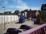 Celle die JVA dicht beim Bahnhof ,am Dienstag den 28.06.2011