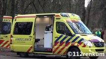 Man raakt vingers kwijt door illegaal vuurwerk in Doorwerth
