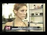 Anorexia en las pasarelas: Modelos y su extrema delgadez