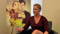 Amy Schumer discusses her show, Trainwreck