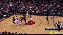Dwyane Wade to LeBron James Alley-Oop Breakdown - Miami Heat