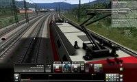 RailWorks 3 Train Simulator 2012 Crash