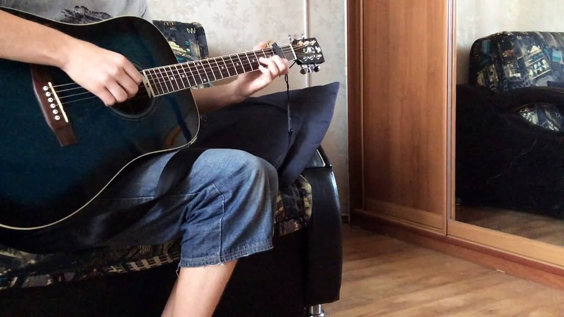 [Roxette] Listen to your heart - Acoustic guitar cover (Fingerstyle)
