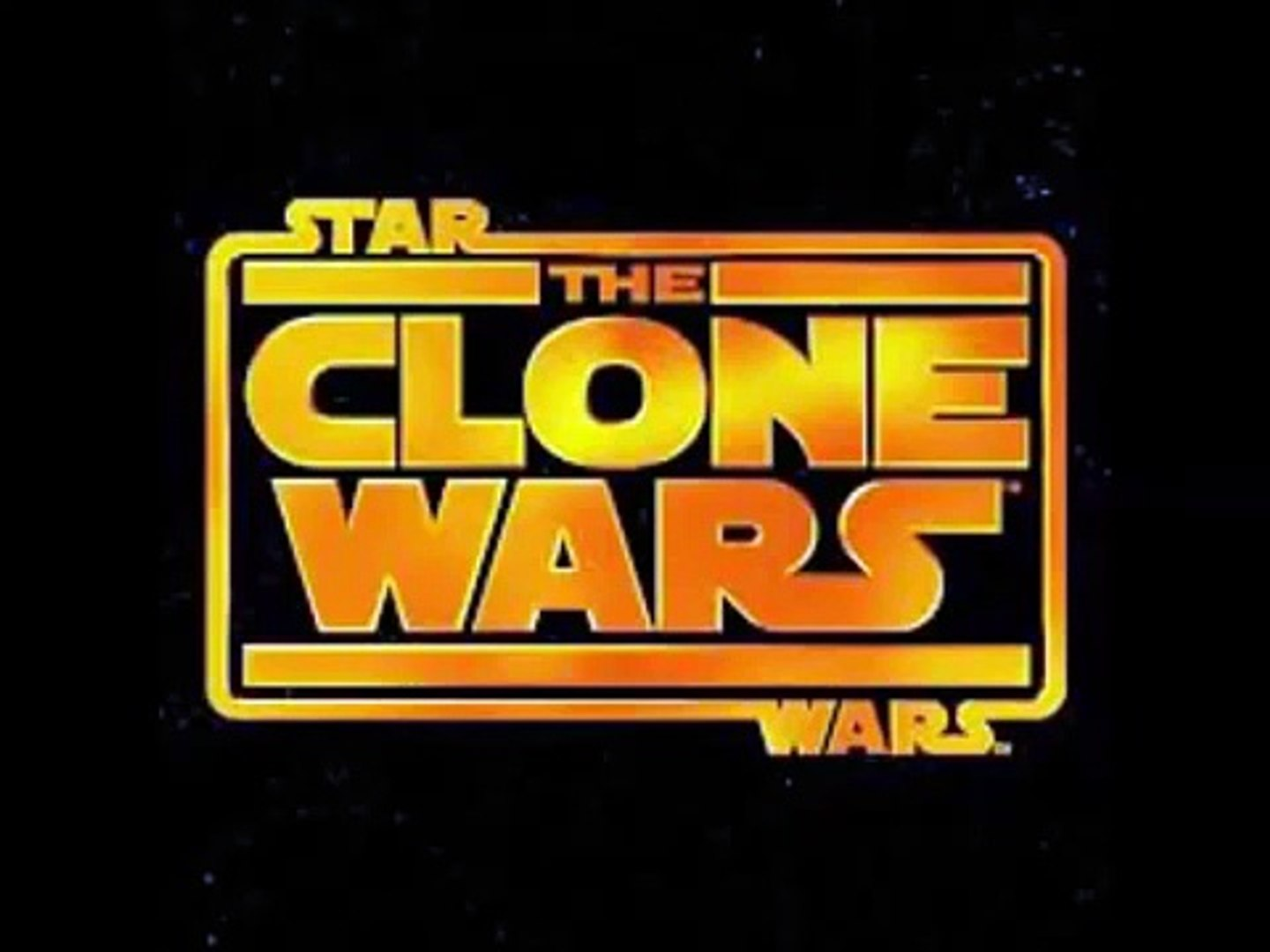 Star Wars The Clone Wars End Credits Theme song
