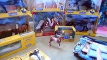 Christmas Breyer Horses & Peter Stone Horses 2013