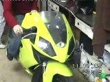 Derbi Gpr 50cc  (mixelyn_m3) a 149 km/h en la cuesta del webo xDD