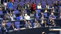 """Gregor Gysi zu G7: """"Wie kommen Sie darauf, Weltpolitik machen zu können?"""" (+Zwischenrufe)"""