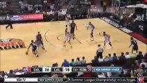 Fil-Am Bobby Ray Parks Jr. No Fear Lay-up vs Russel July 15,2015 - NBA Summer League