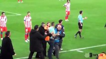 Funny Football   Videos Football   Football Crazy Fans on Pitch 2015